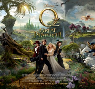 OZ the Great and Powerful Review and Printable Activity Sheets