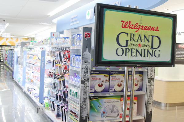 New Walgreens flagship store grand opening