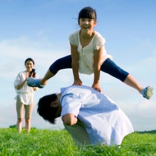 Kick Off the Summer with the Active Family Project