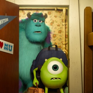 Monsters University Review! #MonstersUEvent