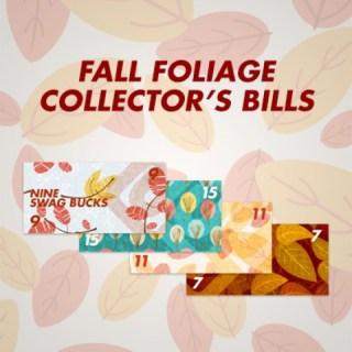 Swag Code Alert 9/19 PLUS Collector's Bills!