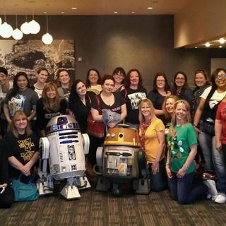 Star Wars Day Dinner with Vanessa Marshall #StarWarsDay #StarWarsRebelsEvent
