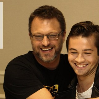 Star Wars Rebels: Cast Interview with Taylor Gray and Steve Blum #StarWarsRebels