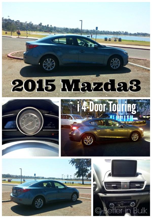 2015 Mazda3 i 4-door Touring