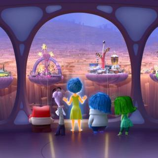 Disney-Pixar's Inside Out {Movie Review}