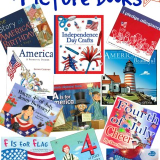 Summer Reading List: Patriotic Picture Books
