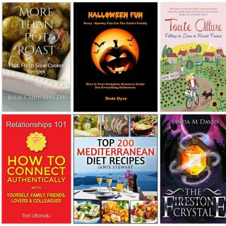 10 Free Kindle Books (9/25/15)