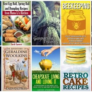 10 Free Kindle Books (10/2/15)