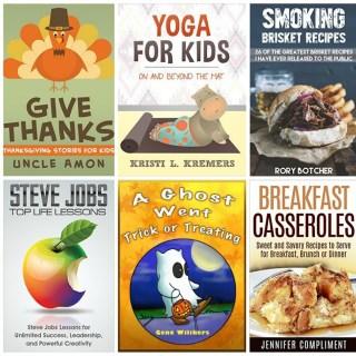 10 Free Kindle Books (10/29/15)