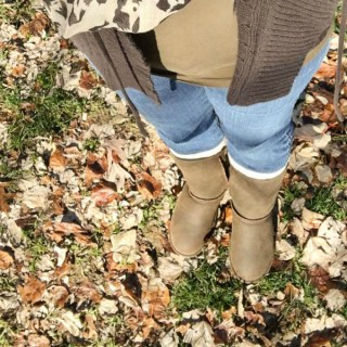 Three Cheers for Boot Season!
