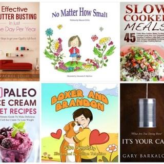 10 Free Kindle Books (1/5/16)