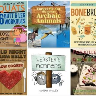 10 Free Kindle Books (2/6/16)