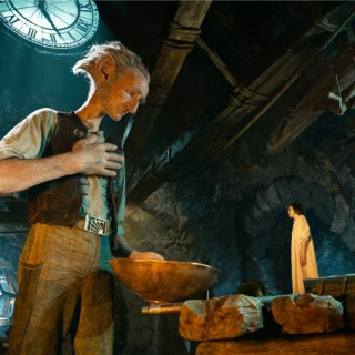 The BFG Movie Review and Gobblefunk Glossary