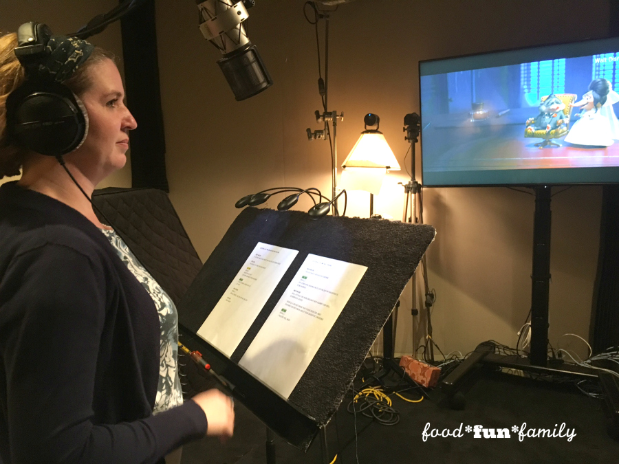 Ever wonder what it's like inside a Disney recording studio? Here's my experience voicing a scene as Fru Fru the Shrew from Disney's Zootopia.