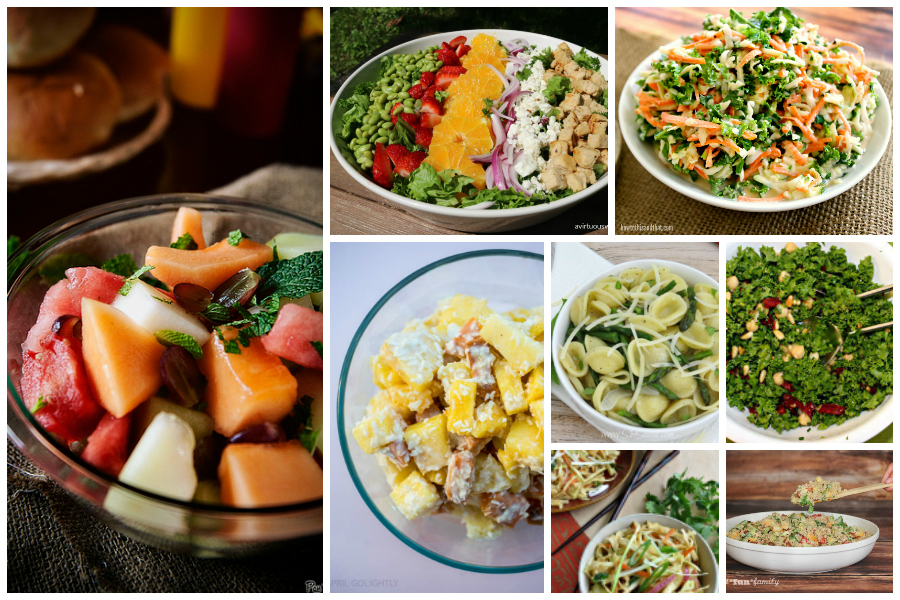 Delicious Dishes Recipe Party #29 - Favorite Summer Salads