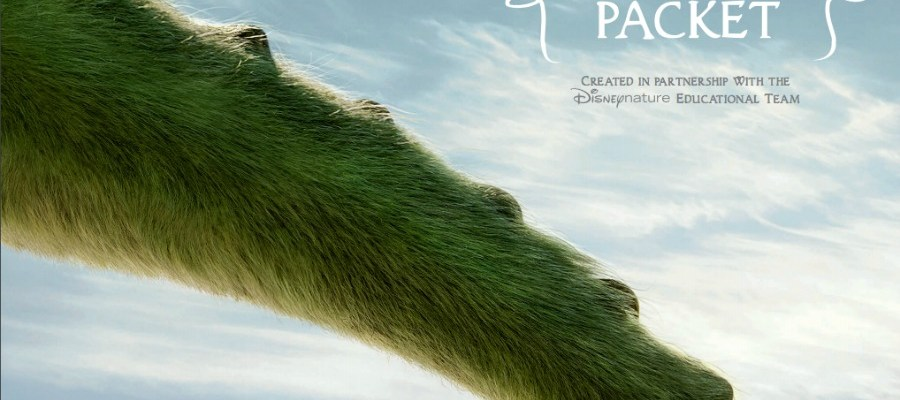 Pete's Dragon Activity Packet – Free Printable