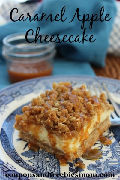 caramel-apple-cheesecake