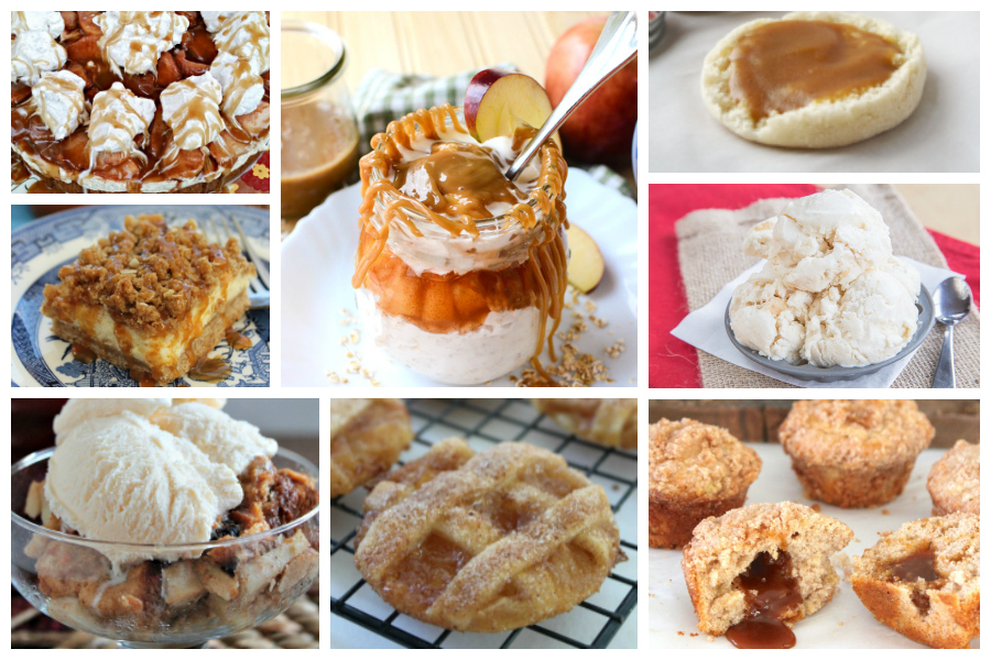 Delicious Dishes Recipe Party #36 - Apple Recipes
