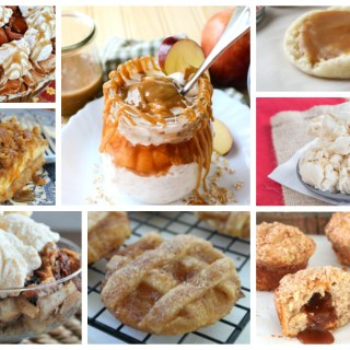 Delicious Dishes Recipe Party #35 - apple recipes