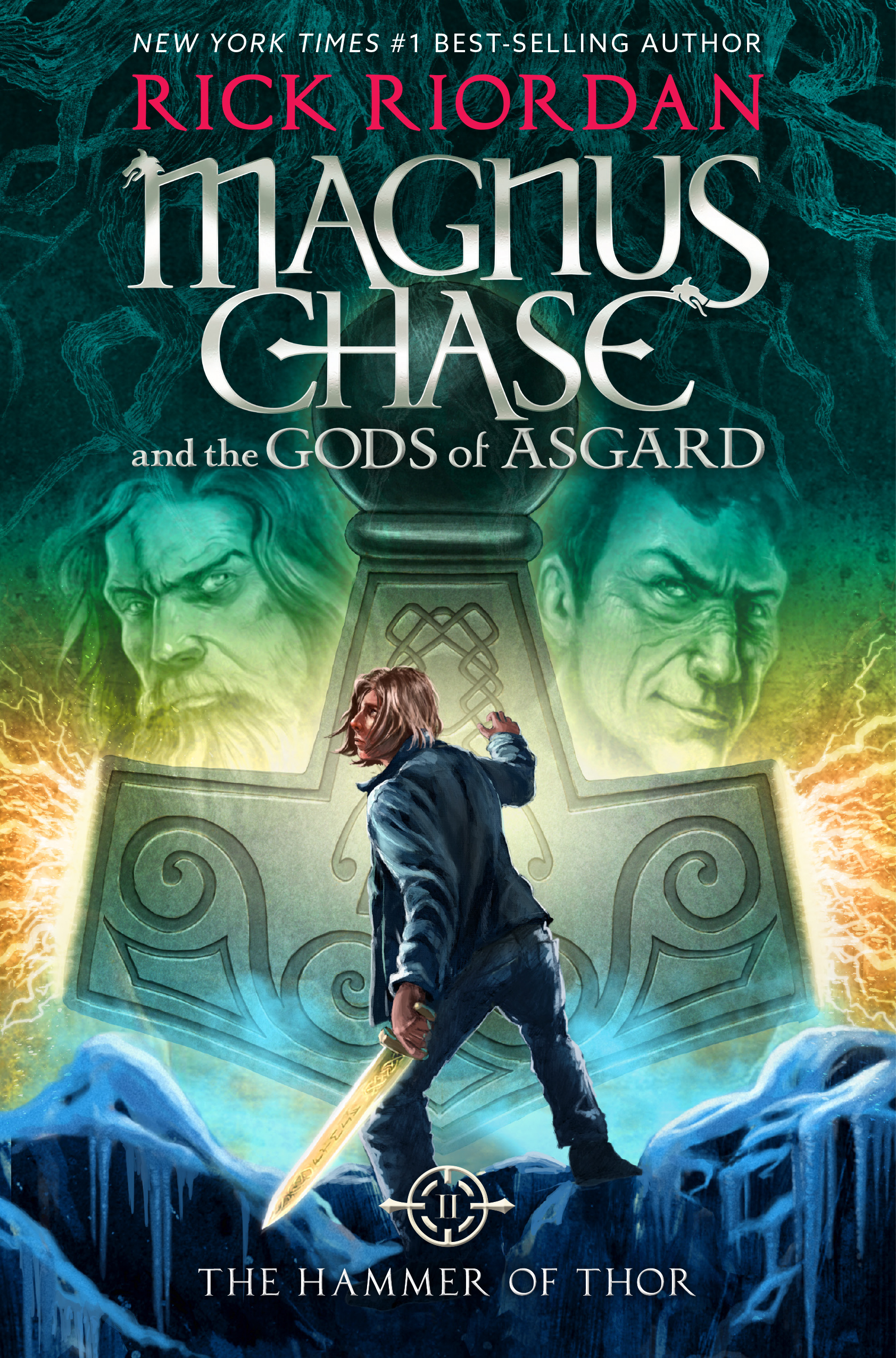 Magnus Chase: the hammer of thor