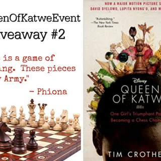 Queen of Katwe Event Giveaway