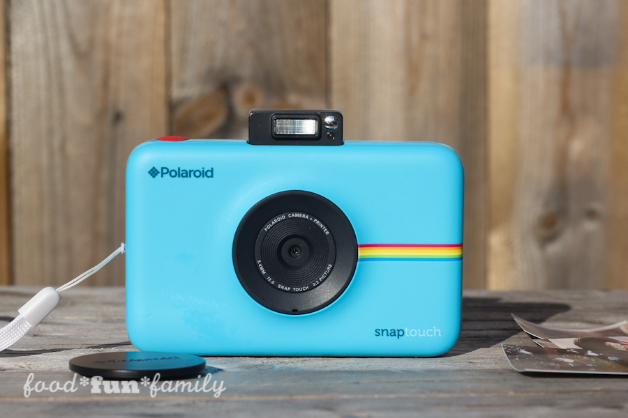 Polaroid Snap Touch Camera #PRINTitFORWARD giveaway