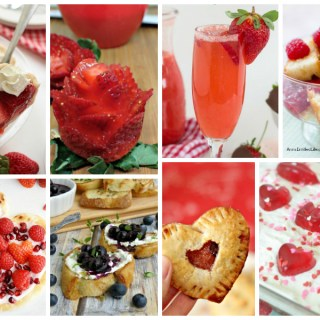 Berry Recipes – Delicious Dishes Recipe Party #57