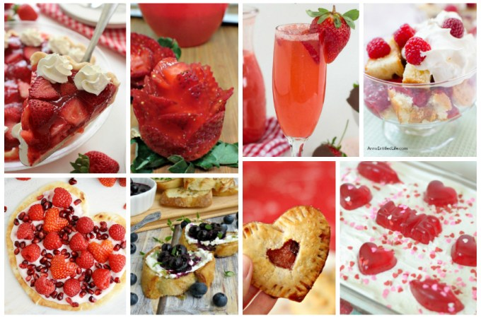Delicious Dishes berry recipes
