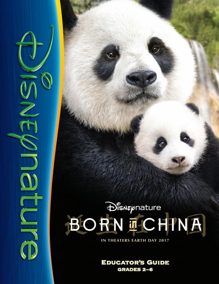 Born In Chine Educators Guide