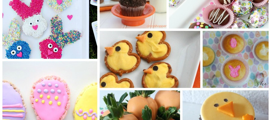 Cute Easter Treats : Delicious Dishes Recipe Party #64