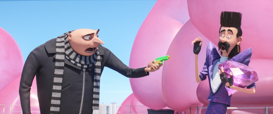 Despicable Me 3 Giveaway