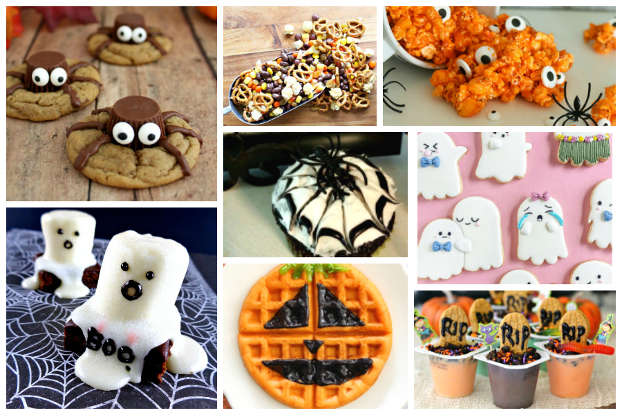 Halloween Treats - Delicious Dishes Recipe Party #86