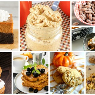 Sweet Pumpkin Recipes – Delicious Dishes Recipe Party #85