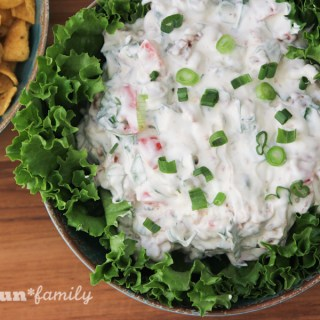 The Ultimate BLT Dip Recipe