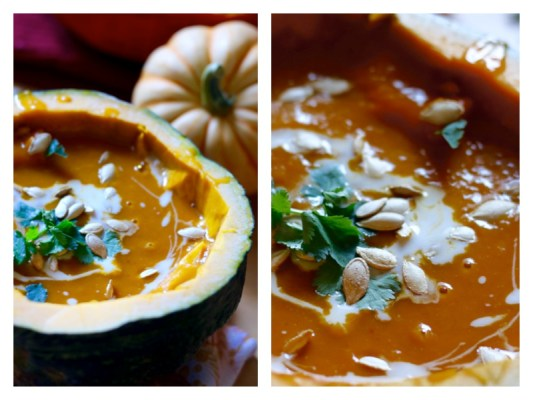 Pumpkin Soup Pictures