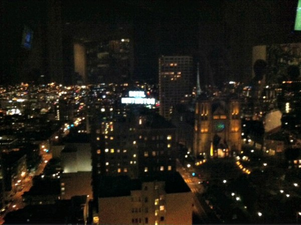 The View, Top of the Mark, SF