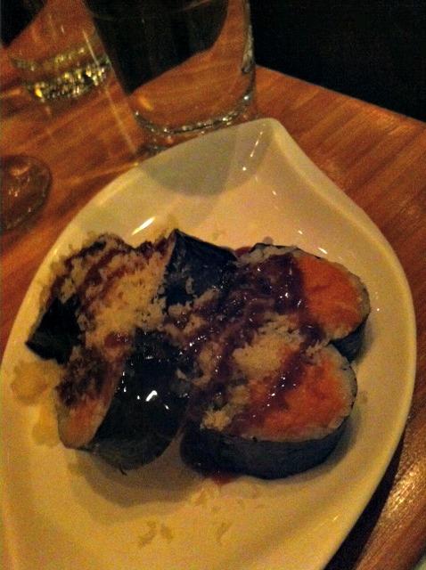 Spicy Tuna Roll, Tataki, SF