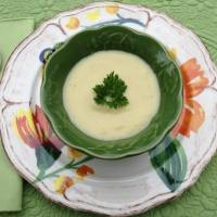 Sharon's Creamy Cauliflower Soup (Dairy-Free)