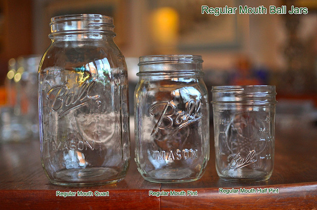 Canning 101 A Field Guide to Jars \u2013 Food in Jars