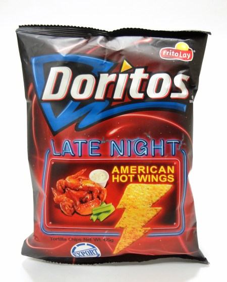What Happened To Late Night Doritos