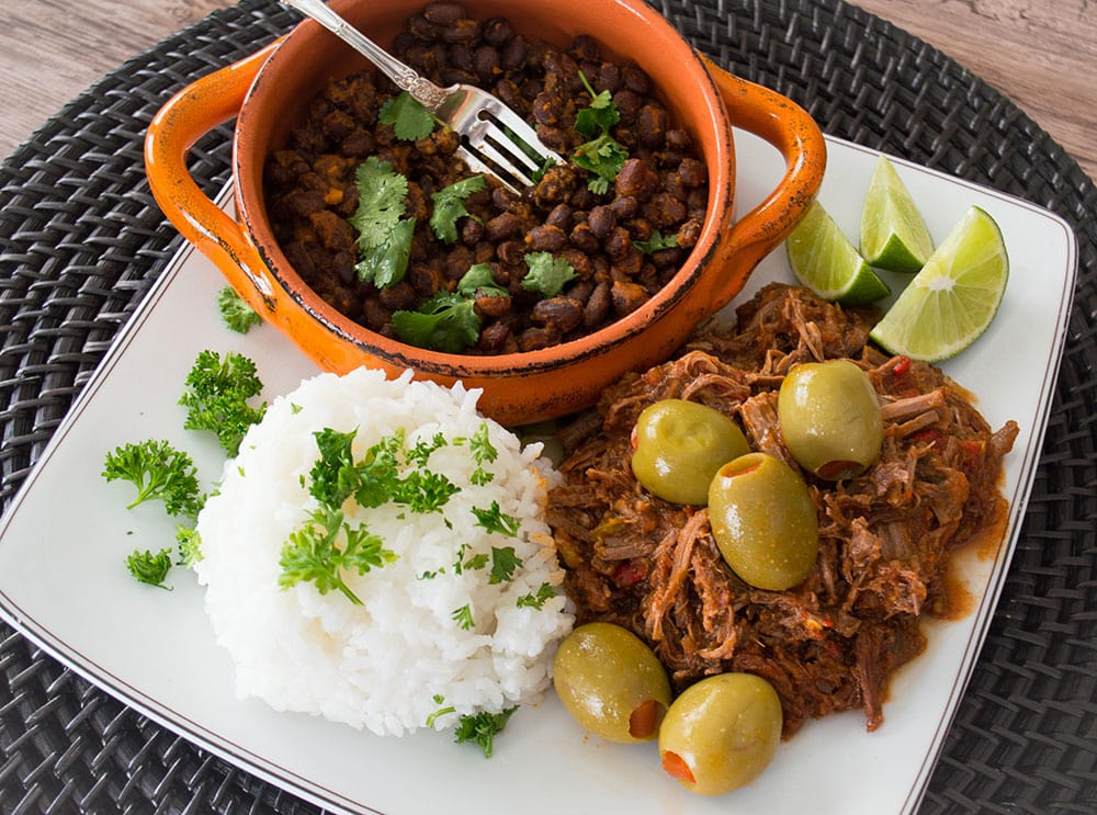 This budget Ropa Vieja recipe uses rump roast rather than the usual ...