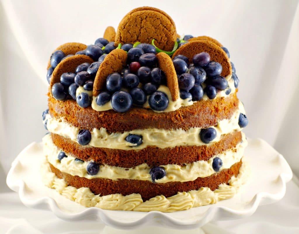Fullsize Of Cookie Butter Cake