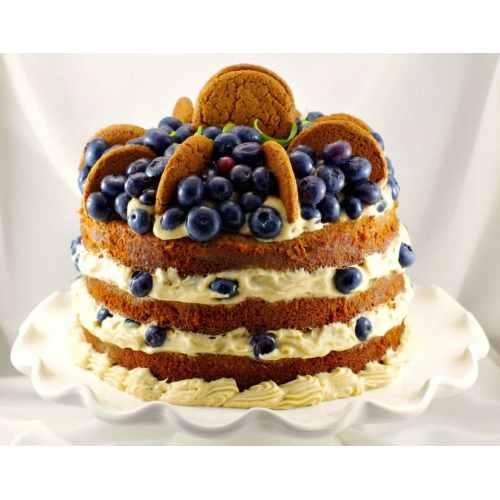 Medium Crop Of Cookie Butter Cake