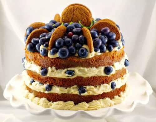 Medium Of Cookie Butter Cake