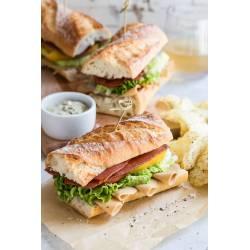 Small Crop Of Turkey Club Sandwich