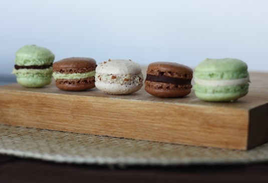 Very Pretty Macaron Lineup