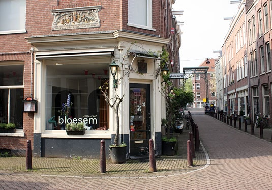 Bloesem, Amsterdam: Don't you just want to get in?