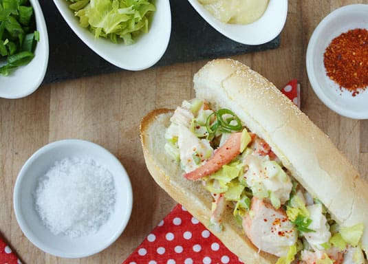 Crazy-Good Lobster Rolls