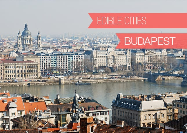 {Edible Cities} Budapest, with Linda Miller Nicholson from Salty Seattle / FoodNouveau.com