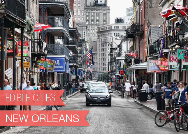 {Edible Cities} New Orleans, with Kalyn Denny from Kalyn's Kitchen